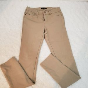 Khaki/ beige jeggings